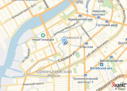 Стоматологический центр «БиОм» - на карте