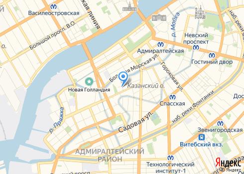 Умная стоматология «Ай Ди Студио» - на карте