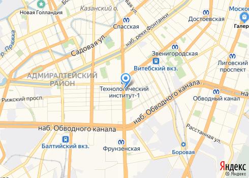 Медицинский центр «Лиана», стоматологическое отделение - на карте