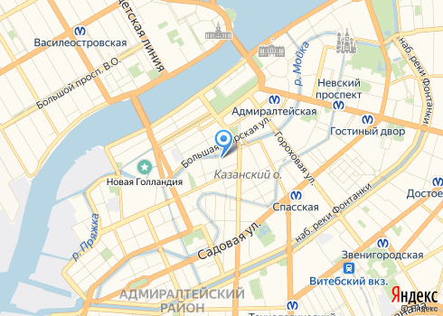 Медицинский центр «Американская Медицинская Клиника», стоматологическое отделение - на карте