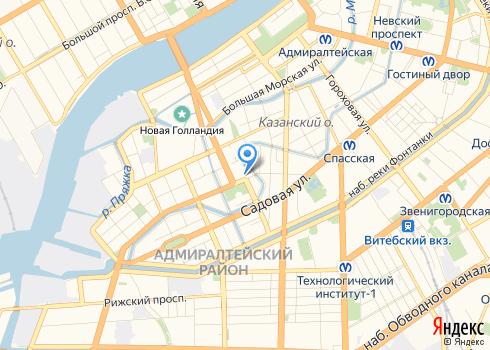 Центр функциональной ортодонтии и протезирования, ООО «Никольский» - на карте