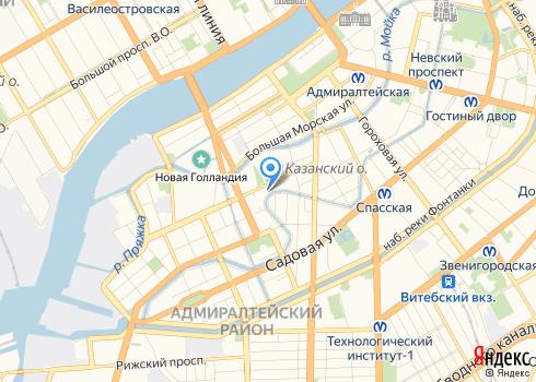 Стоматологическая клиника «Forum International Technology» - на карте