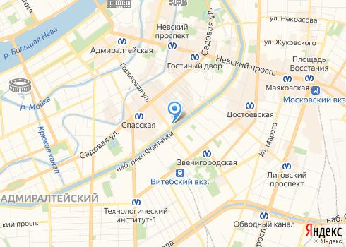 Медицинский центр «GMC - Дженерал Медикал Центр» - на карте