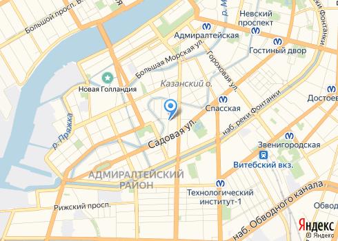 Центр эстетической стоматологии и имплантации «Клиника доктора Захарова» - на карте