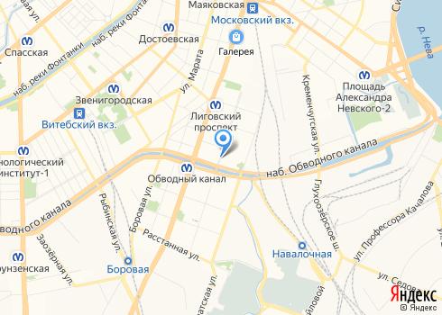 Стоматологический центр «у Зубного» - на карте