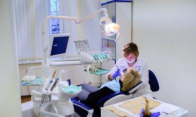 Научно-исследовательский институт стоматологии и челюстно-лицевой хирургии ПСПбГМУ им. Академика И.П. Павлова (Клиника)