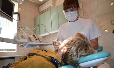 Медицинский центр «Адмиралтейские Верфи», стоматологическое отделение