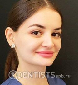 Басиева Элина Валерьевна